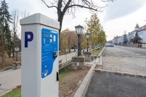 Aparat parcare plata Sfantu Gheorghe noiembrie 2015 - 1