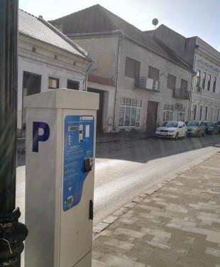Parcare automat