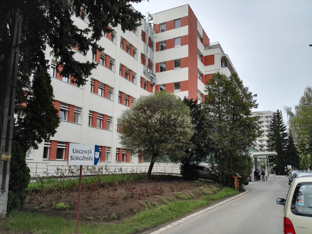 Urgenta Spitalul Judetean