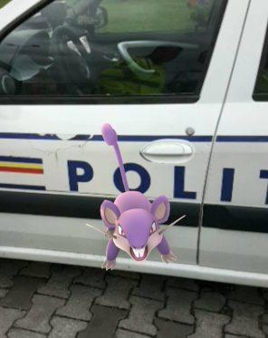 pokemon politie