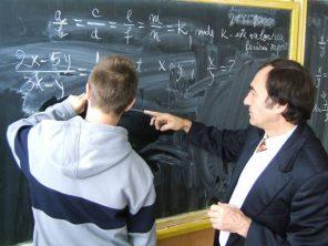 profesori elevi clasa
