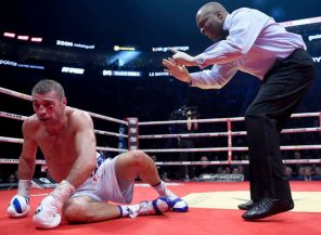 Bute knock out