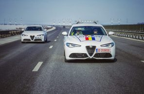 masina alfa romeo politie 2
