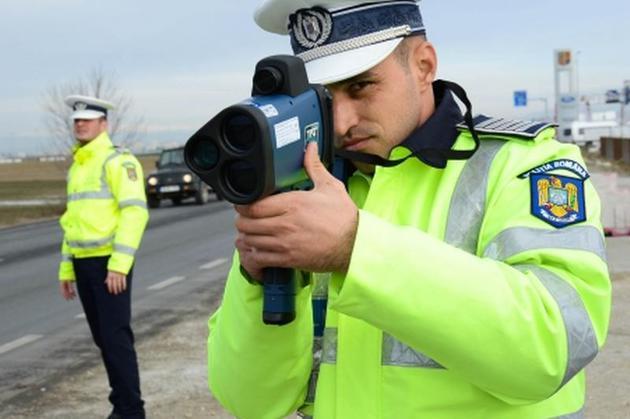 Atenție, șoferi! 340 de radare sunt pe șosele la final de minivacanţă