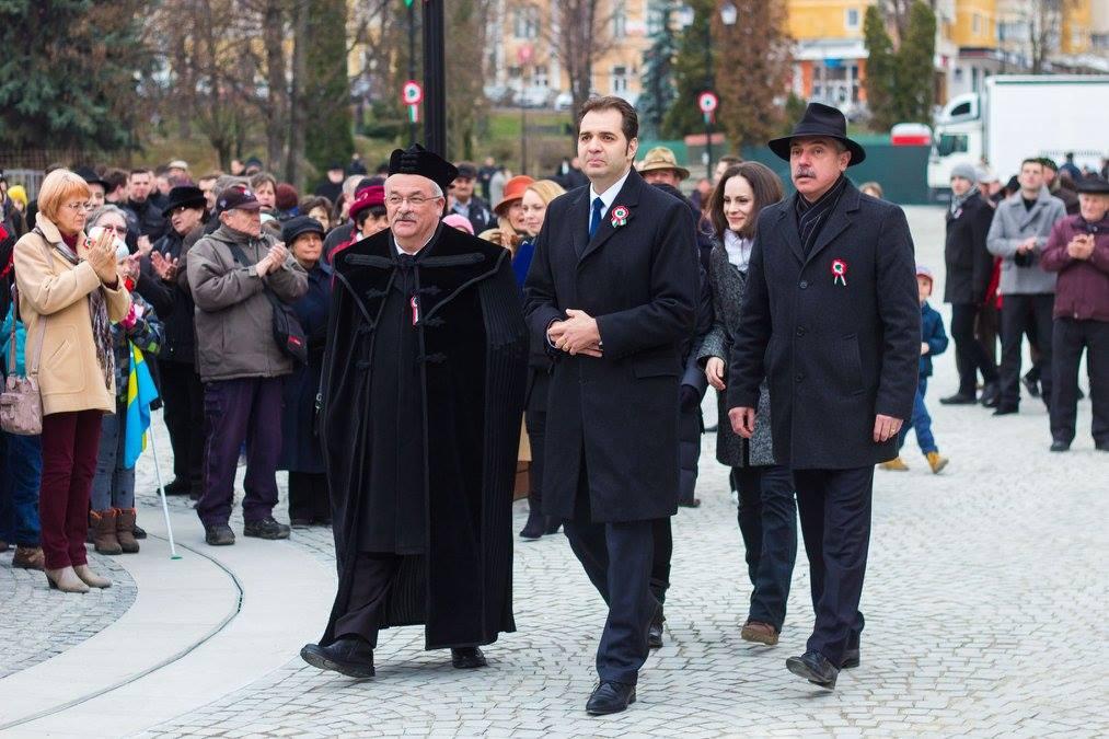 UDMR a adunat aproape 3.000 de semnături pentru susţinerea candidaturii primarului Antal Árpád