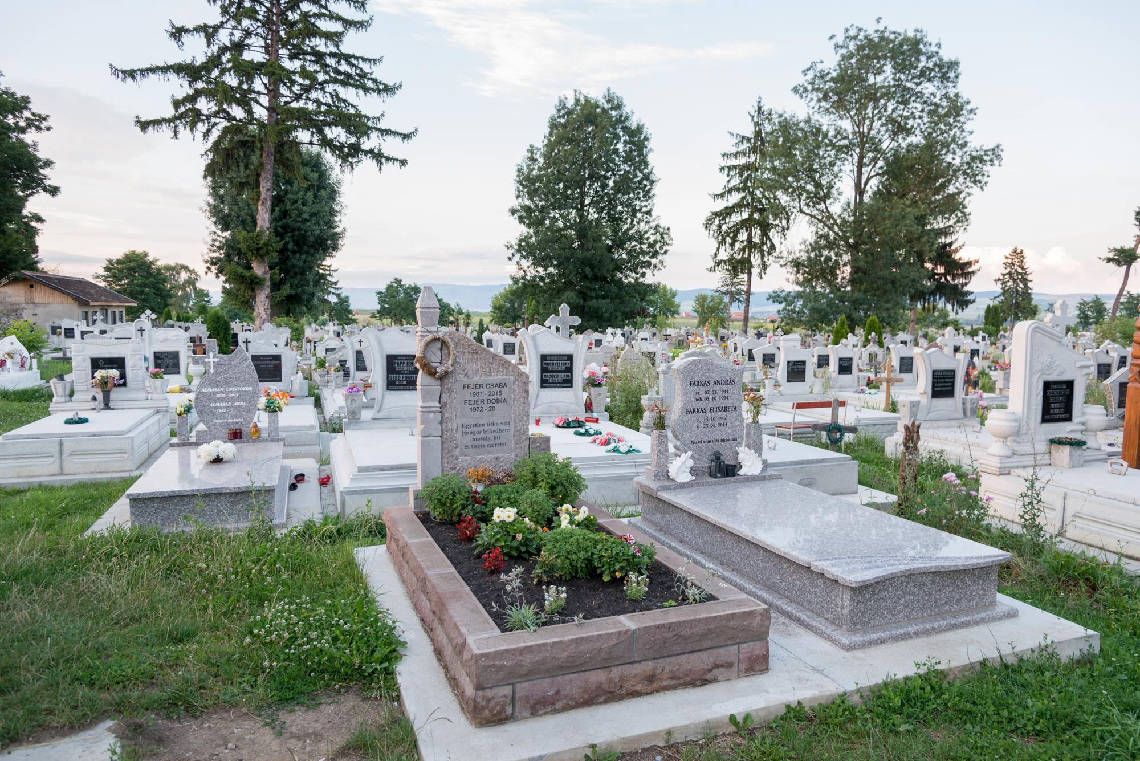 Cimitirul comun din Sfântu Gheorghe va fi administrat de Tega