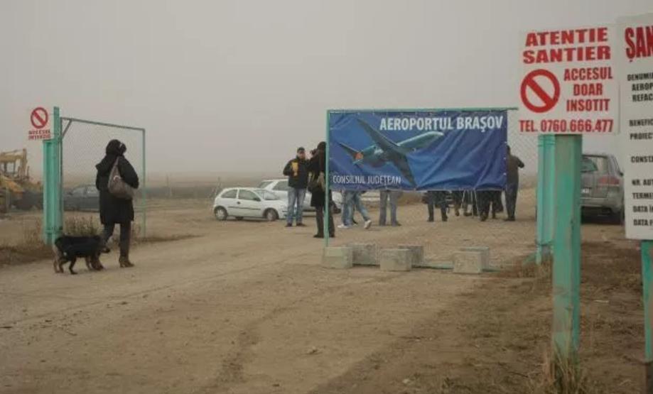Judeţul Covasna va aloca 6 milioane de euro pentru Aeroportul Braşov