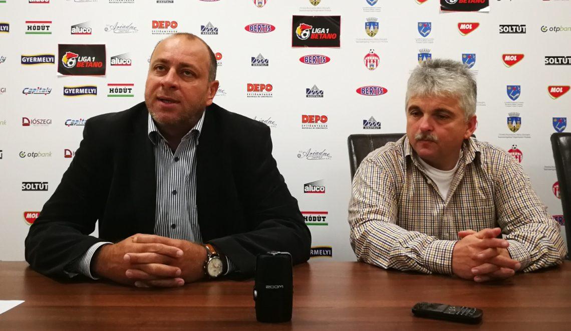 VIDEO. Conducerea Sepsi OSK speră ca echipa să poată juca meciul cu Dinamo la Sfântu Gheorghe